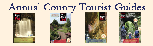 Annual Tourist Guides from County Signpost